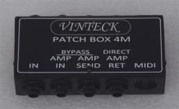PATCH BOX 4M e 4X4M